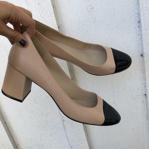 Cole Haan Shoes - COLE HAAN DWANA CAP TOE PUMPS